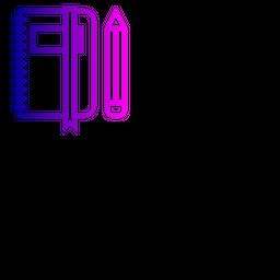 Book, Folder, Pen, Pencil, Notebook, Education, Log, Office Icon