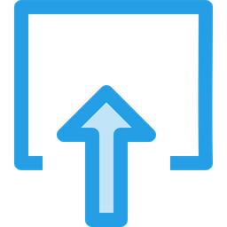 Box, In, Arrow, Export, Import, File, Share, Document, Download Icon