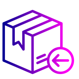 Box, Package, Parcel, Logistic, Delivery, Import, Packed Icon
