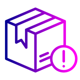 Box, Package, Parcel, Logistic, Delivery, Notice, Information Icon