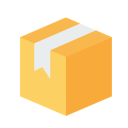 Box, Package, Parcel, Logistic, Delivery, Packed, Shipping Icon