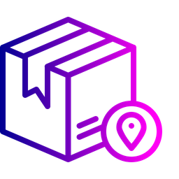 Box, Package, Parcel, Logistic, Delivery, Track, Navigation Icon