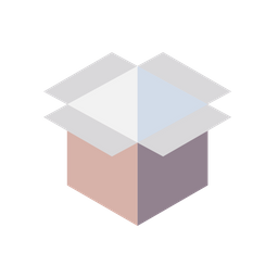 Box, Parcel, Delivery, Package, Isometric, Grid, 3d Icon