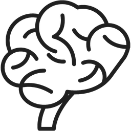 Brain Icon Of Line Style Available In Svg Png Eps Ai Icon Fonts