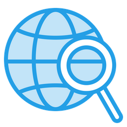 Browser, Internet, Communication, Network, Search, SEO, Tool Icon
