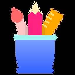 Brushes Case Icon