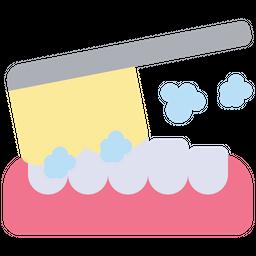 Brushing teeth Icon