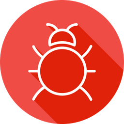 Bug, Fixing, Seo, Web, Repair, Virus, Insect, Spider Icon png