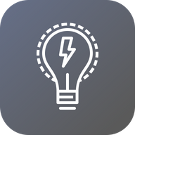 Bulb, Idea, Imagination, Light, Lamp, Innovation, Energy Icon png