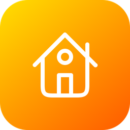 Bulding, Home, House, Address, Homepage, Page Icon