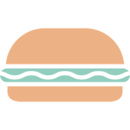 Burger Icon Of Flat Style Available In Svg Png Eps Ai Icon Fonts