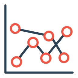 Business, Analysis, Chart, Graph, Statics, Performance Icon