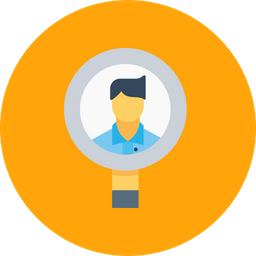 Business, Candidate, Employee, Search, Find, Recruite, Recruitment Icon