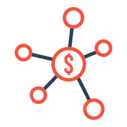 Business, Currency, Dollar, Finance, Funds, Investment, Links Icon