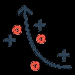 Business, Plan, Plot, Statics, Analysis, Progress, Graph Icon
