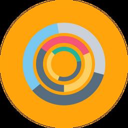 Business, Statics, Chart, Graph, Performance, Measurement, Data Icon