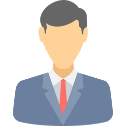 Businessman Icon Of Flat Style Available In Svg Png Eps Ai Icon Fonts