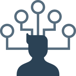 Businessman, Connection, Network, Nodes, Team, Hierarchy, Structure Icon