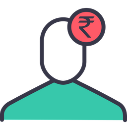 Businessman, Finance, Money, Indian, Rupee, Currency, User Icon png