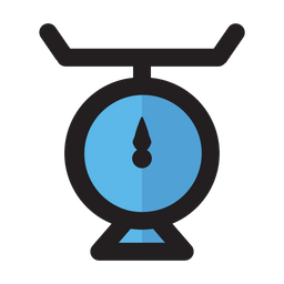 Cake Scales Icon