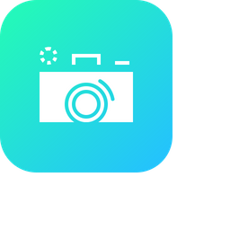 Camera, Image, Photo, Picture, Capture, Device, Holiday Icon