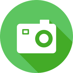 Camera, Photo, Video, Capture, Device, Streamline, Photography Icon