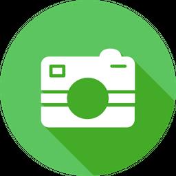 Camera, Photo, Video, Capture, Device, Streamline, Photography Icon