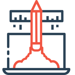 Campaign, Launch, Laptop, Boostup, Startup, Launchpad, Platform Icon