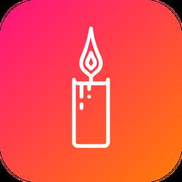 Candle, Lamp, Diya, Diwali, Celebration, Decoration Icon