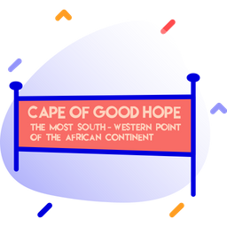 Cape Of Good Hope Icon