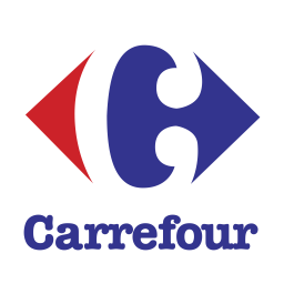 Carrefour Logo Icon of Flat style - Available in SVG, PNG, EPS, AI & Icon  fonts