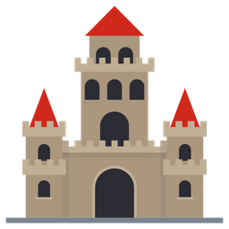 Castle Icon Of Flat Style Available In Svg Png Eps Ai Icon Fonts