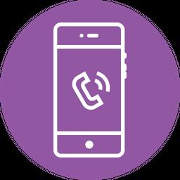Cell, Cellphone, Mobile, Call, Speaker, Volume, Calling Icon