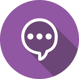 Chat Line Icon