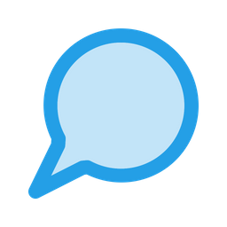 Chat, Message, Notification, Bubble, Talk Icon
