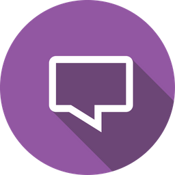 Chat, Message, Ui, Chatting, Mail, Bubble, Interface Icon of