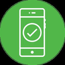 Check, Verify, Pure, Write, Round, Tick, Interface, UI Icon
