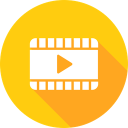 Cinema Icon Of Glyph Style Available In Svg Png Eps Ai Icon Fonts