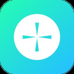 Circle Glyph Icon