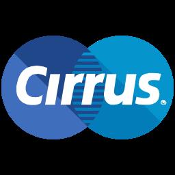 Cirrus Flat  Logo Icon