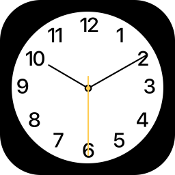 Clock Icon Of Flat Style Available In Svg Png Eps Ai Icon Fonts