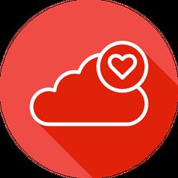 Cloud Line Icon