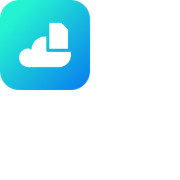 Cloud, Storage, Online, Data, Big, Database, File Icon