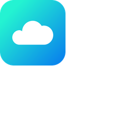 Cloud, Storage, Online, Data, Big, Database, Files Icon