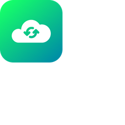 Cloud, Storage, Online, Data, Big, Database, Loading Icon png