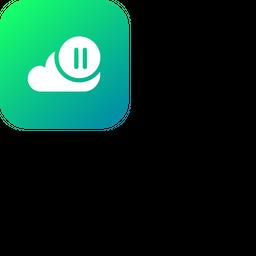 Cloud, Storage, Online, Data, Big, Database, Resume Icon
