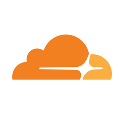 Cloudflare Logo Icon