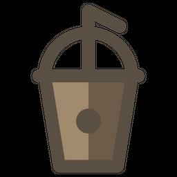 Coffee shake Icon