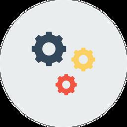 Cogwheels, Configuration, Gear, Seo, Tool, Setting, Optimization Icon