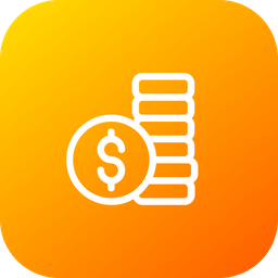 Coin Icon Of Line Style Available In Svg Png Eps Ai Icon Fonts